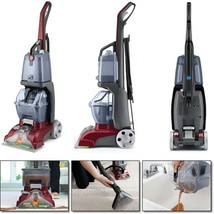 Scrub Carpet Steam Cleaner Washer Stair Upholstery Scrubber Floor Rug Furniture  - $216.40