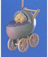 Baby's 1st Easter 1995 Hallmark Ornament QEO8237 by Hallmark - $14.85
