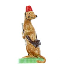 Wade England Porcelain Wind in the Willows Figurine Weasel