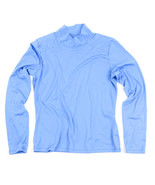 Patagonia Womens Capilene Turtleneck Base Layer Performance L/S Blue Out... - $12.86