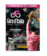 Giro d'Italia 101 Amore Infinito Empty Album Panini 2018 - $4.00
