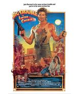 "BIG TROUBLE IN LITTLE CHINA - MOVIE POSTER (REGULAR STYLE) (SIZE 24"" x ... - $16.00"
