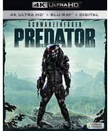 Predator [4K UHD +Blu-ray+Digital] - $24.95