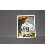 1984 TOPPS CLEVELAND BROWNS TRADING CARD....#54 BOBBY JONES - $2.00