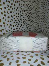 KING Cotton Percale Printed Pillowcase Set Sayulita White Green - Opalhouse   image 4