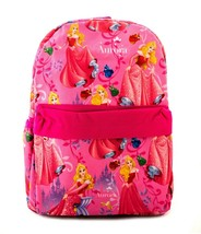 Princess Aurora Backpack 16 inch Print Deluxe Bag with Beautiful Printed Images - $24.95