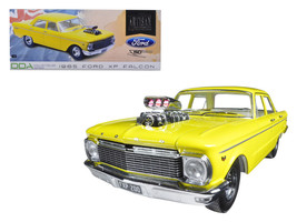1965 Ford XP Falcon Yellow 50th Anniversary Limited Edition with Engine ... - $100.08