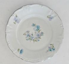 Winterling Tivoli Scroll Leaf Edge Porcelain Bread & Butter Plate - $12.86