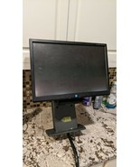 3m Self Checkout Terminal - Monitor, scanner / barcode reader, stand, cords - $49.50
