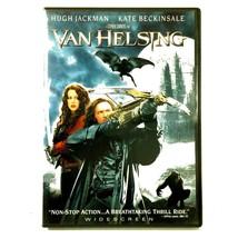 Van Helsing (DVD, 2004, Widescreen)     Hugh Jackman    Kate Beckinsale - $3.98