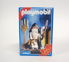 PLAYMOBIL New 4962 Spooky Gnome Dwarf figure  NIB - $69.99