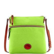 Dooney & Bourke Nylon Crossbody Apple Green image 2