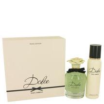 Dolce & Gabbana Dolce Perfume 2.5 Oz Eau De Parfum Spray 2 Pcs Gift Set image 4