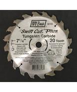 IVY Classic 36103 Swift Cut Plus Carbide Circular Saw Blade • 7 1/4 in 2... - $14.80