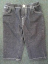 Guess soft cotton jeans pants SIZE 6-9 MONTHS - $5.89