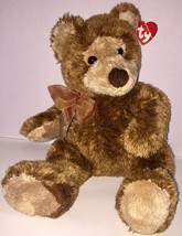"Ty Classic 2003 ""Griddles"" Plush Brown Bear With Tag Collectible Retired - $12.16"