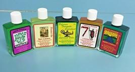 Spiritual Oil & Perfume: Abre Camino, Ruda, San Lazaro, Balsamo and 7 Po... - $6.44+