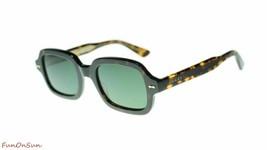 Neuf Gucci Hommes Lunettes de Soleil GG0072S Cadre Carré 52mm Authentique - $200.34