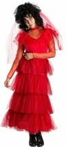 Rubies Beetlejuice Lydia Boda Vestido Adulto Mujer Disfraz Halloween 701655 - $52.59