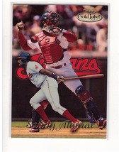 1999 Topps Gold Label #58 Sandy Alomar Indians Collectible Baseball Card - $0.99