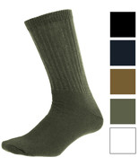 Athletic Crew Socks US Made Physical Training PT Hiking Military Work Ou... - $7.39+