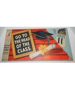 Vintage 1955 Go To the Head of the Class 11th Edition Milton Bradley - $70.13