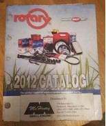 Rotary 2012 Outdoor Power Equipment Parts Catalog - $8.00