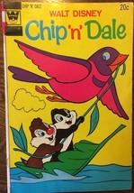 CHIP 'N' DALE #24 (1973) Whitman Comics VG+ - $9.89