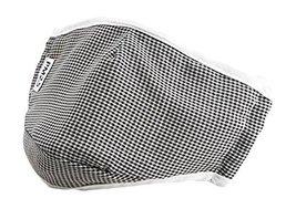Classical Lattice Masks PM2.5 Anti-smog Antibacterial Carbon Mask- 08 - $10.31
