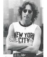 John Lennon Poster 24x36 inches New York City NYC Shirt  - £19.11 GBP
