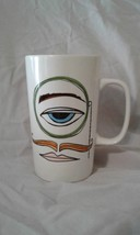 2014 One Eye Starbucks Mug 16 fl oz Dot series white microwave diswasher... - $16.94
