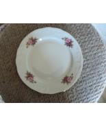 Menuet Vienna Rose salad plate 8 available - $7.33