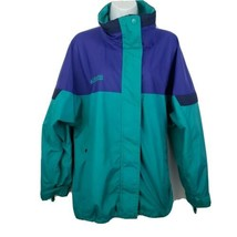 Columbia Bugaboo Women's Jacket Size M Purple Teal - $19.79