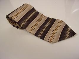 BERGAMO NEW YORK Necktie Men's Handmade Pure Si... - $13.67