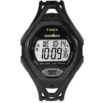 Timex IRONMAN® Sleek 30 Full-Size Watch - Black - $58.09