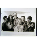 JOHN LITHGOW & CAST (3RD ROCK FROM THE SUN) ORIG TV CAST PROMO PHOTO - $39.60
