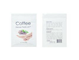 Coffee Deluxe Pedicure 1 pack (0.7 oz - 20g) image 1
