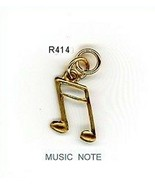 new NAIL ART DANGLE  MUSIC NOTE  CHARM Jewelry - $3.60