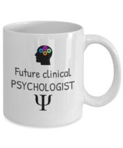 Psychology coffee mug - Future clinical psychologist - Freud funny student gift - $20.90