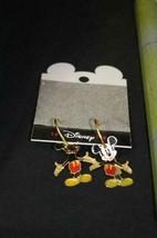 Mickey Mouse Earrings / Dangle Hook Earrings / Cartoon/ Classic / Disney Designs - $11.95