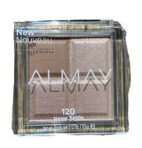 Almay Eyeshadow Quad #120 Never Settle New Sealed - $8.09
