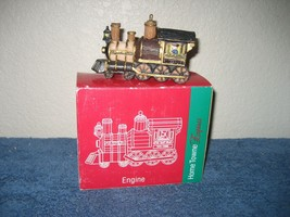 Home Towne Express - 1998 Edition Train Engine JC Penny Christmas Villag... - $5.86