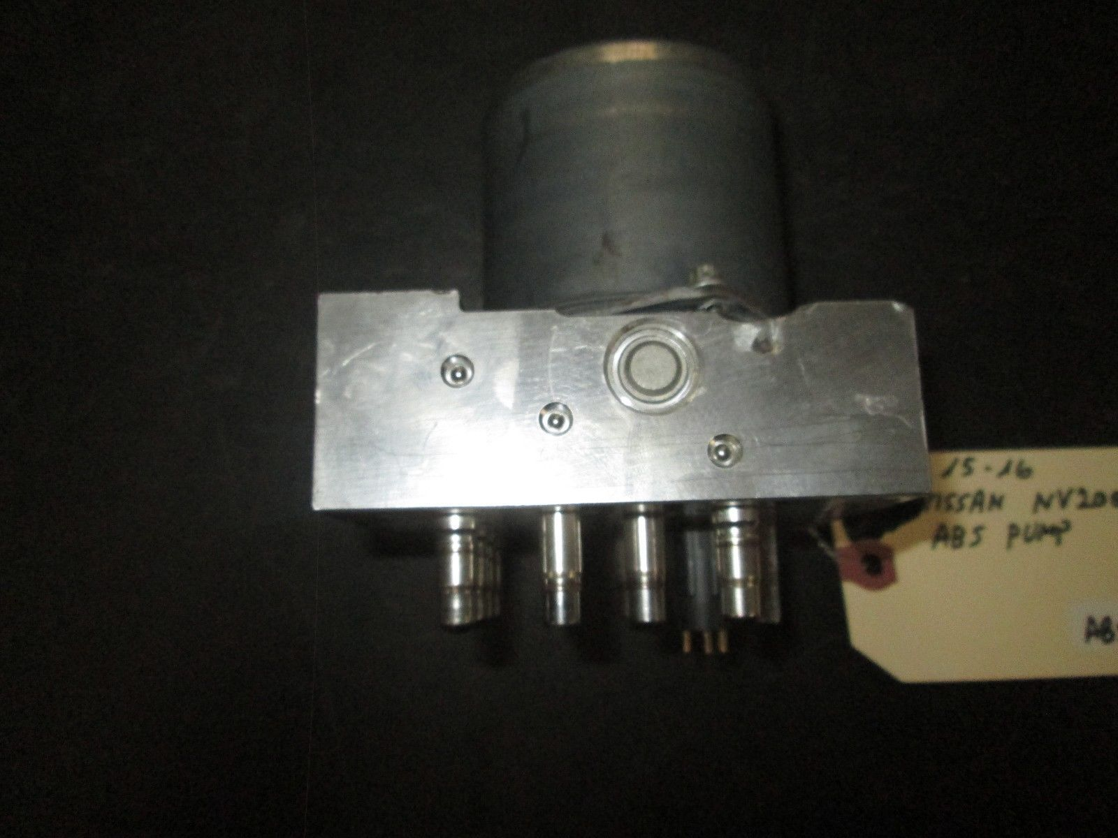 15 16 NISSAN NV200 VAN ABS PUMP *See item description*
