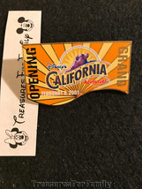 Disney LE Pin California Adventure Grand Opening February 2001 FREE SHIP - $13.99