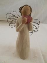 Angel of The Heart Willow Tree Figurine Demdaco Susan Lordi - $14.69