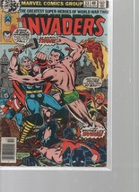 Invaders #33 - October 1978 - Marvel Comics Group - Avengers - World War... - $7.83