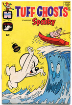 Tuff Ghosts Starring Spooky 26 FN+ 6.5  Harvey 1967 Ghostly Trio Wendy  - $23.99