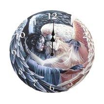 Day Surrendering Unto Night Wall Clock By Sheila Wolk - $23.99