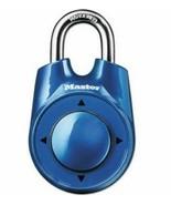 "NEW Master Lock 1500ID Speed Dial Combination Padlock, 2"" NIP - $15.68"