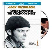 One Flew Over the Cuckoo's Nest [Blu-ray, Digibook]